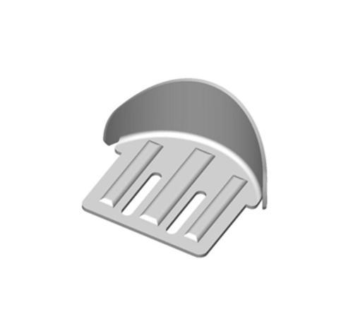 Dura-Stilts Adjustable Heel Piece