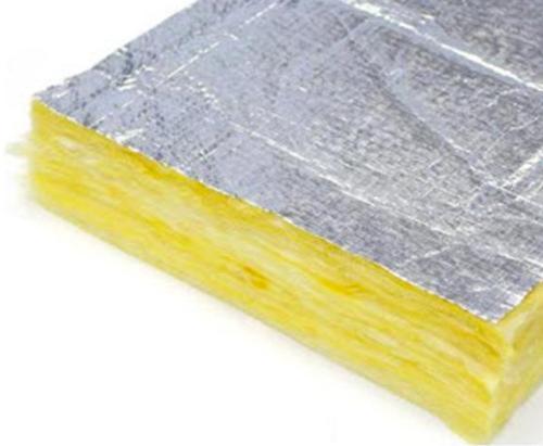 R13 3 1/2 in FSK Foil Faced Insulation