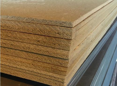 1/2 in x 4 ft x 8 ft Wood Fiber Sound Board