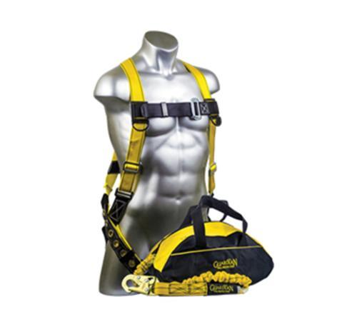 Guardian Fall Protection Harness/Lanyard Kit - XL/2XL