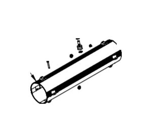 NorthStar Adjustable Corner Roller Handle