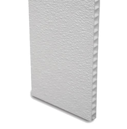 4 ft x 8 ft Nudo FiberCorr FRP Panel - White