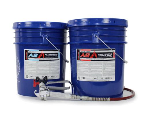 STI SpecSeal AS200 Elastomeric Spray - 5 Gallon