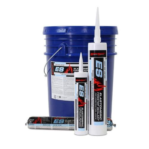 STI SpecSeal ES Elastomeric Firestop Sealant - 10.1 oz Tube