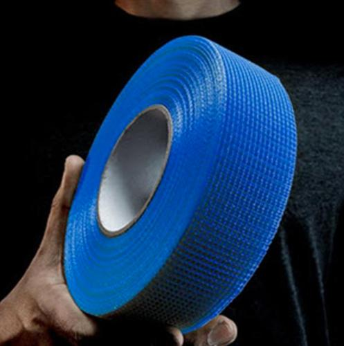2 1/2 in x 300 ft Surface Shields PATCH PRO Fiberglass Mesh Drywall Tape - Blue
