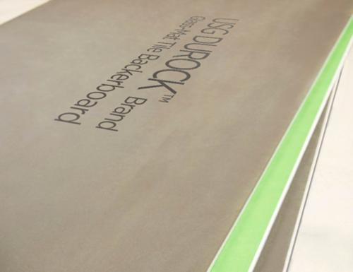 1/2 in x 4 ft x 8 ft USG Durock Brand Glass-Mat Tile Backerboard
