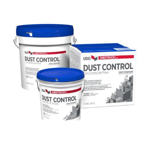USG Sheetrock Brand Dust Control Joint Compound - 3.5 Gallon Box
