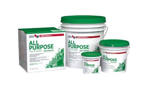 USG Sheetrock Brand All Purpose Joint Compound - 3.5 Gallon Box