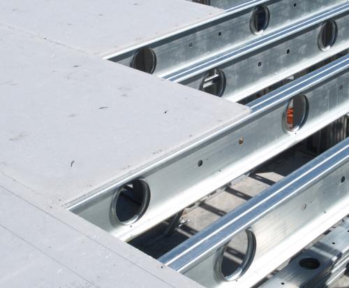 3/4 in x 4 ft x 8 ft USG Structo-Crete Structural Concrete Panel