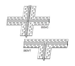 Trim-Tex 093V Expansion T Intersection