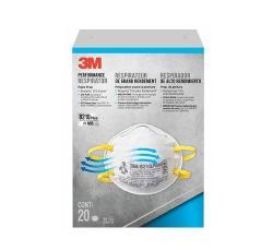 3M 8210Plus N95 Paint Prep Performance Respirator