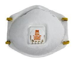 3M 8511 N95 Particulate Respirator