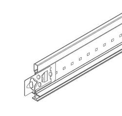 12 ft x 9/16 in Armstrong Sonata Dimensional Tee HD Main Beam - 6501