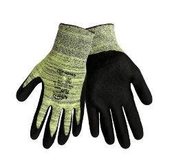Global Gloves Tsunami Grip Tuff Hybrid - Large
