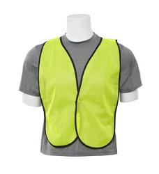 ERB Non-ANSI Lime Vest - One Size Fits Most