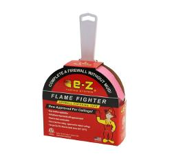 250 ft E-Z Taping System Fire Tape Flame Fighter Drywall Finishing Tape