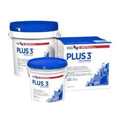 USG Sheetrock Brand Plus 3 Joint Compound - 3.5 Gallon Box
