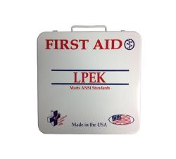 50 Person Ansi 24M Lpek First Aid Kit