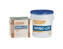 National Gypsum Proform BRAND Taping Lite Joint Compound - 4.5 Gallon Box