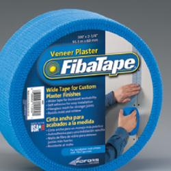 2 3/8 in x 300 ft Saint-Gobain ADFORS Self-Adhesive Fiberglass Mesh Veneer Plaster Tape - Blue