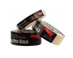 1 1/2 in x 60 yd ALLPRO Gold Masking Tape