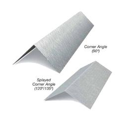 2 in x 2 in x 10 ft x 10 Gauge 118 mil G90 Corner Angle