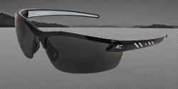 Edge Eyewear Zorge G2 Safety Glasses - Black Frame/Black Lens