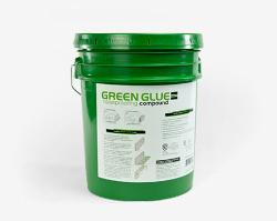 Green Glue Noiseproofing Compound - 5 Gallon