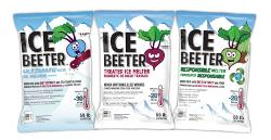 Kissner Ice Beeter Treated Purple Ice Melt - 50 lb