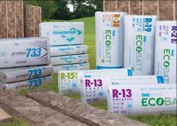 R21 5 1/2 in x 16 in x 96 in Knauf Unfaced Insulation