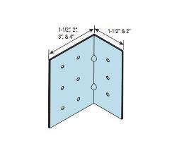 1 1/2 in x 4 in x 5 1/4 in x 12 Gauge Marino\WARE Utility Clip