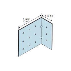 1 1/2 in x 1 1/2 in x 5 1/4 in x 14 Gauge Marino\WARE Utility Clip
