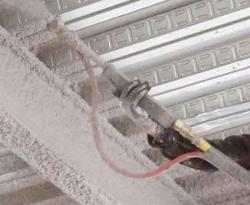 Monokote MK-10 HB Fire Resistive Plaster - 50 lb