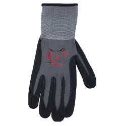 Ripit Trigger Grip Multi-Purpose Gray Work Glove - 8/Medium