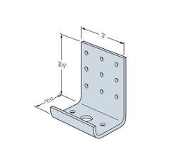 3 in Simpson Strong-Tie RCKW Rigid Connectors