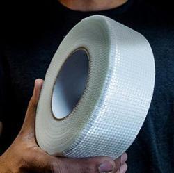 2 in x 300 ft Surface Shields PATCH PRO Fiberglass Mesh Drywall Tape - White