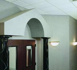 12 ft x 1.64 in USG Donn Brand DX/DXL 15/16 in Acoustical Suspension System Main Tee / Sienna -  DX/DXL24-565