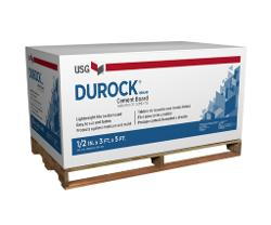 5/8 in x 3 ft x 5 ft USG Durock Brand Cement Board
