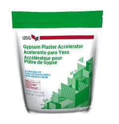 USG Gypsum Alum/ Catalyst Plaster Accelerator - 3 lb Bags