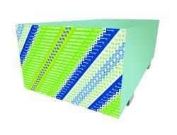 5/8 in x 4 ft x 12 ft USG Sheetrock Brand Mold Tough AR Firecode X Panels