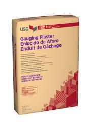 USG Red Top Brand Gauging Plaster - 50 lb Bag