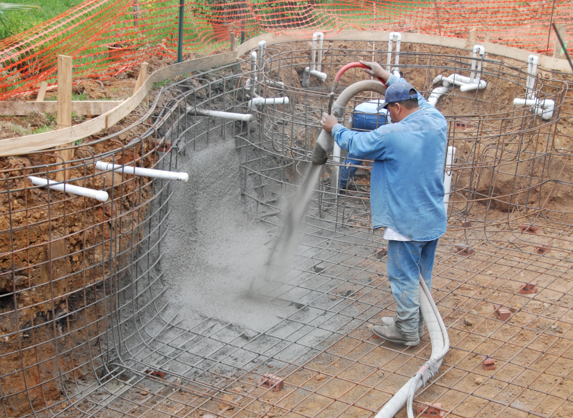 Tampa Gunite Swimming Pool Builders