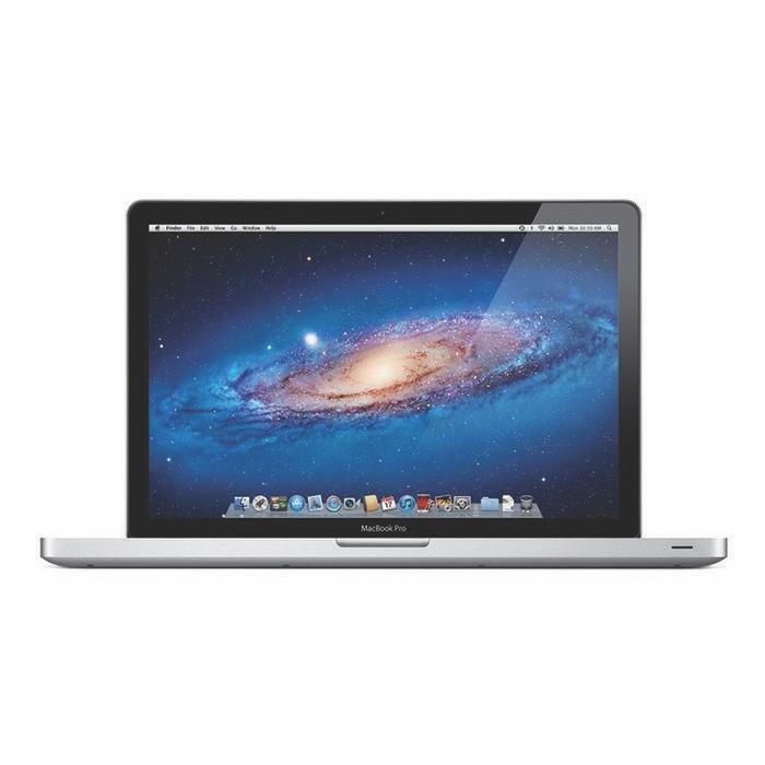 Apple 15.4  MacBook Pro MD318LL A, Intel Core i7, 4GB, 500GB HDD (Grad