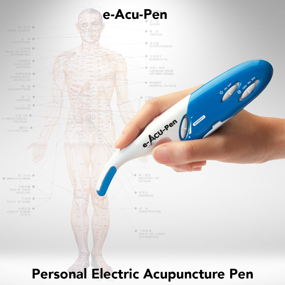 A review on the E-Acu-Plus electronic acupuncture pen sold by E and M.