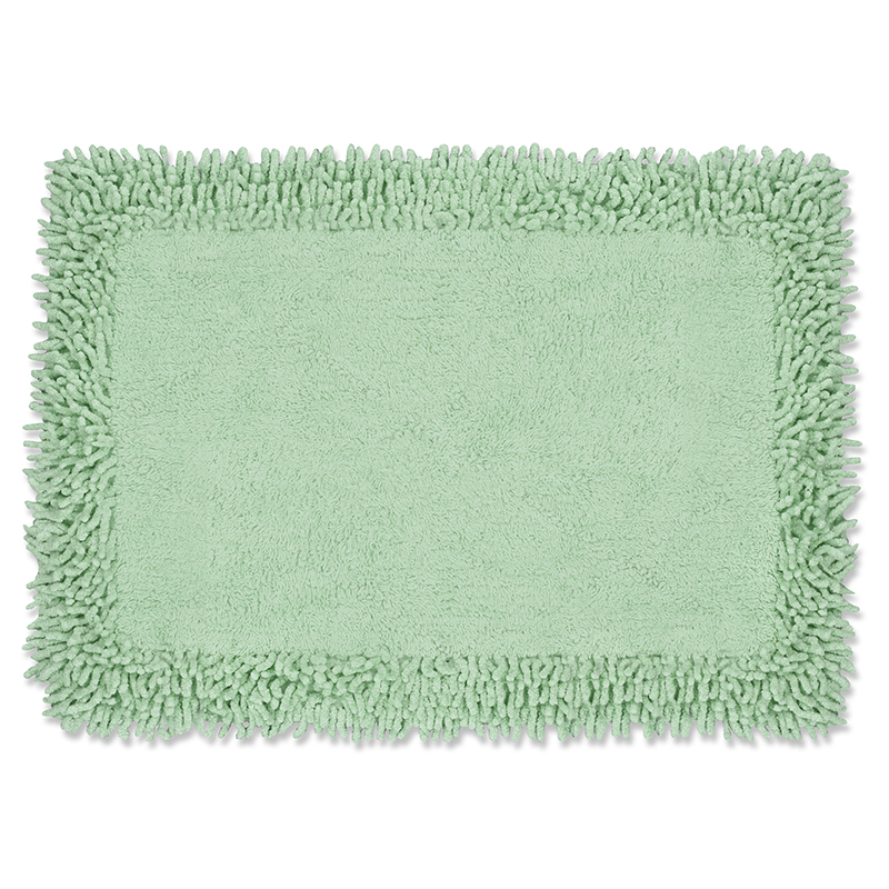 Luxurious Spa 100% Cotton 17  x 24  Bath Mats