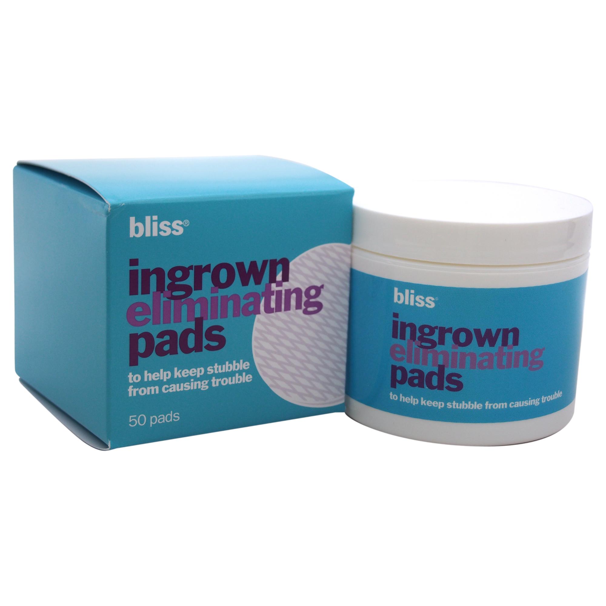 Ingrown Eliminating Pads Bliss 50pc 18409