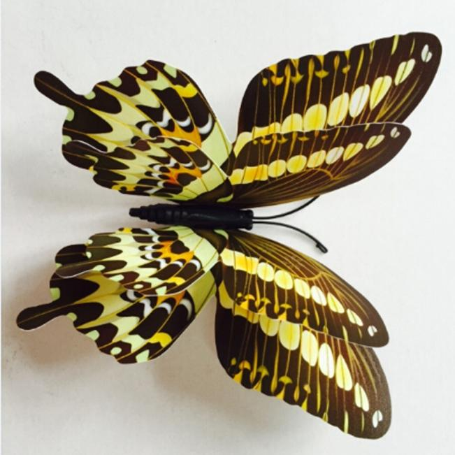 Magnetic Butterflies Wall Decor