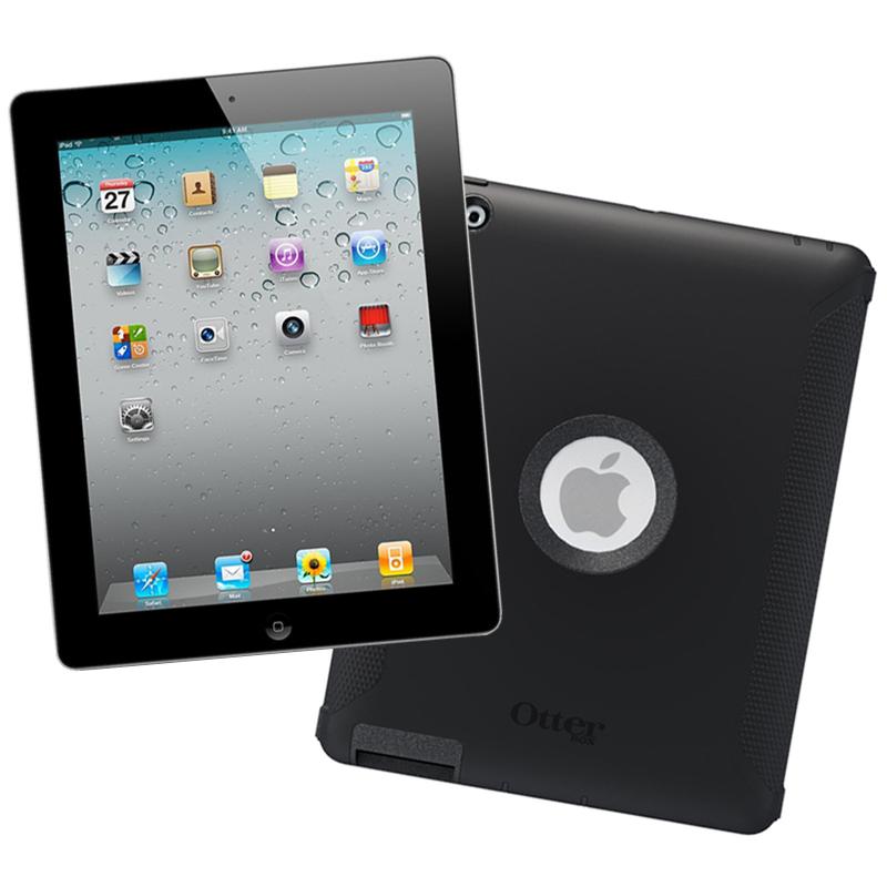 Apple Ipad 2 Mc769ll A Free Otterbox Case Grade B Tanga