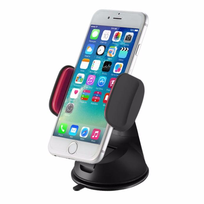 360 Car Holder Windshield Mount Bracket For Cell Phone iPhone Samsung 7600026