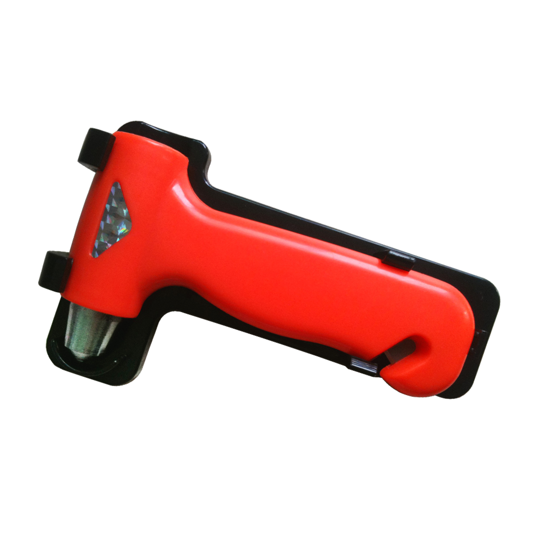 3-in-1 Multi function Rechargeble LED Flashlight, Hammer  amp  Cutter c6a116055f0d